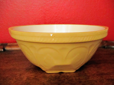 Gripstand T.G.Green Ltd England Yellow Bowl