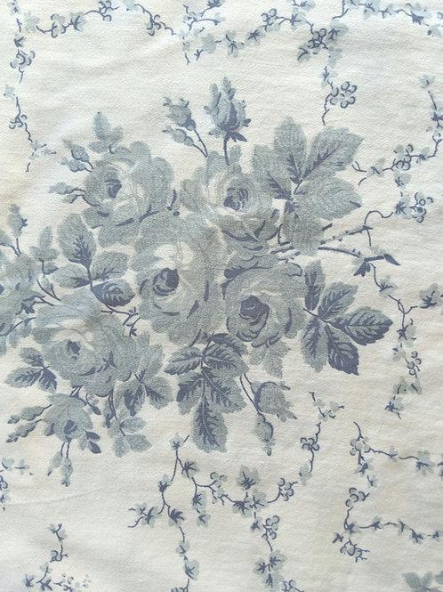 Laura Ashley Sophia Standard Case Pair Blue Floral