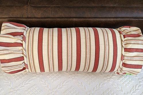 Waverly Norfolk General Store Stripes Bolster Pillow