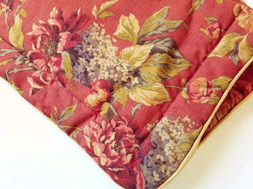 Croscill Serena Standard Size Shams Cottage Floral