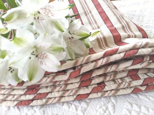 Waverly General Store Stripes Standard Pillow Sham Pair