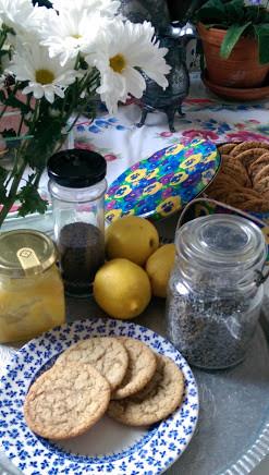 Lemon Lavender Poppy Seed Cookie Recipe