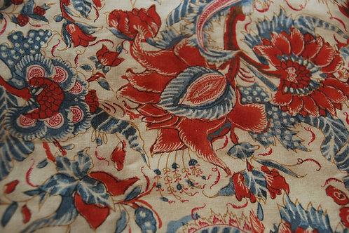 Jordan Palampore Pottery Barn Pillow Covers Pair Cotton Linen