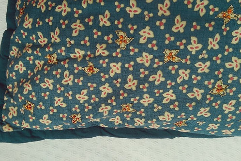 CHAPS Montauk Decor Pillow~Cotton~Beaded