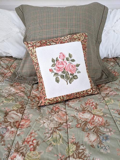 Ralph Lauren Charlotte Comforter Twin Reversible
