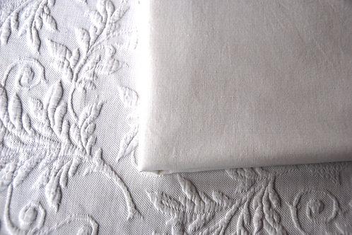 """Ralph Lauren Linen/Cotton King Fitted Sheet 11"""" Pocket"""