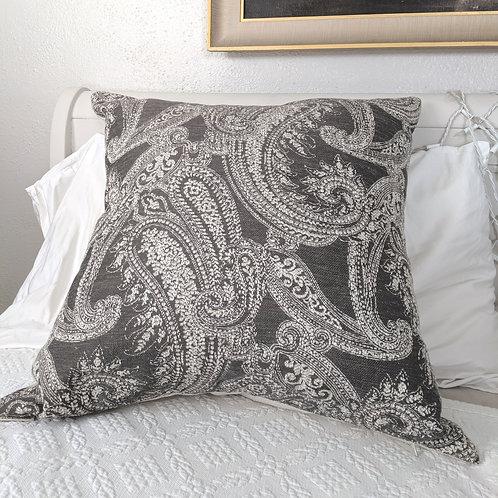 D.V. KAP HOME Throw Pillow Linen Down Insert