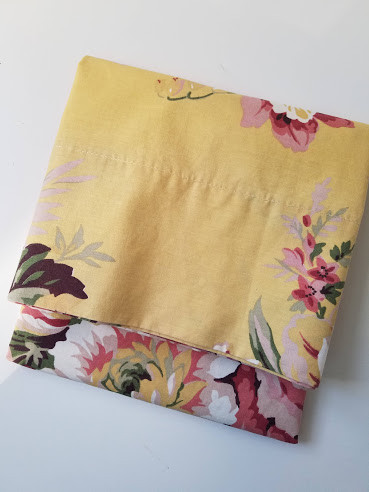 Shams And Pillow Cases L Chickadee Vintage