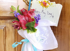 May Day Baskets, A Favorite Childhood Tradition