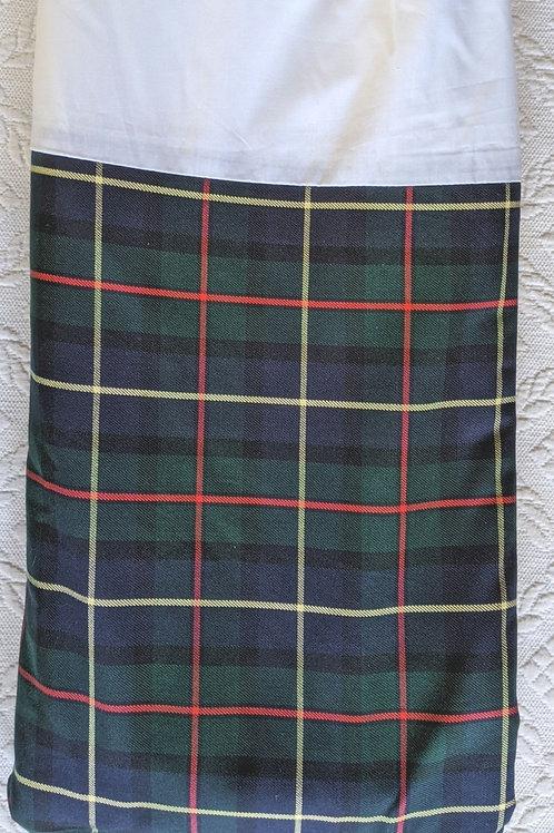 """Ralph Lauren Duke King Bed Skirt 15"""" Drop"""