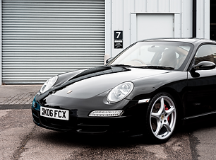 Porsche Carrera 911 - detailed by Shine Supply UK