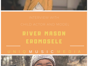 The Sky Is Definitely The Limit for Child Star River Mason Eromosele