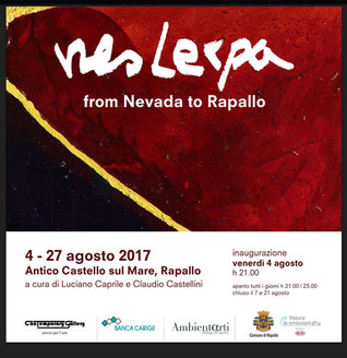 From Nevada to Rapallo