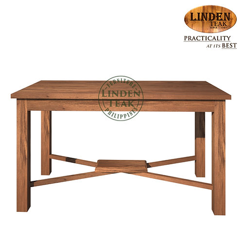 Handcrafted Solid Teak Wood ECOStacking Center Table Furniture