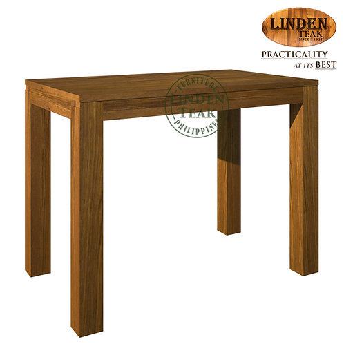 Handcrafted Solid Teak Wood Ohara-100 Dining Table Furniture
