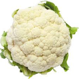Organic Cauliflower Per Kilo