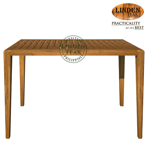 Handcrafted Solid Teak Wood Bench-120 Dining Table Furniture