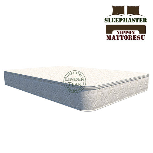 SleepMaster Regal Queen Size Orthopedic Spring Mattress