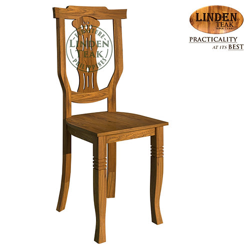 Handcrafted Solid Teak Wood New 3000 Dining Chair Furniture