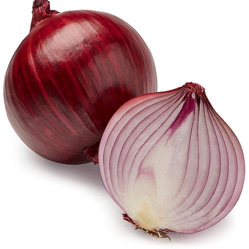 Organic Red Onion / Pulang Sibuyas per Kilo