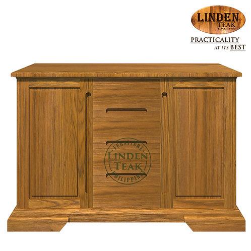 Handcrafted Solid Teak Wood SmallSelena-2 Buffet Table Furniture