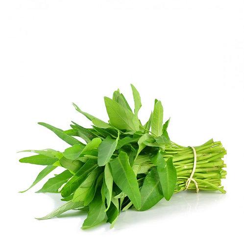 Organic Water Spinach / Kangkong per Kilo