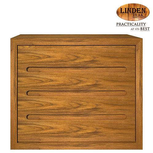 Handcrafted Solid Teak Wood Big Chest Drawer ENG1TD w/o Leg Furniture
