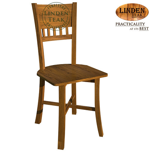 Handcrafted Solid Teak Wood 026 Dining Chair Furniture