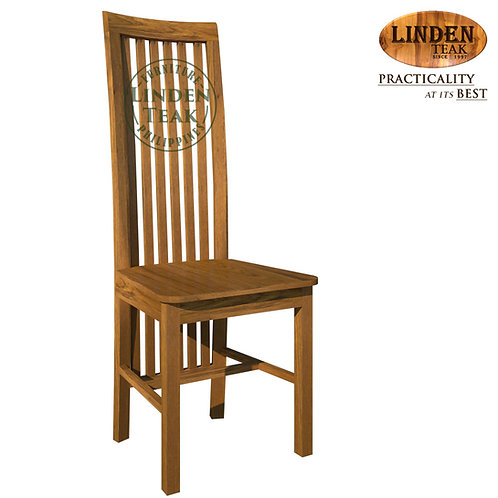 Handcrafted Solid Teak Wood New Balero Dining Chair