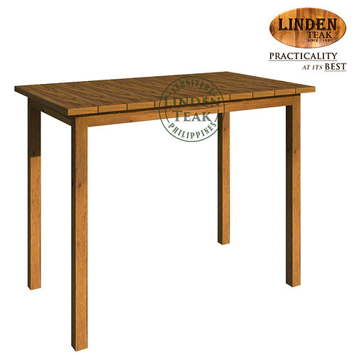 Handcrafted Solid Teak Wood Arifin-100 Dining Table Furniture
