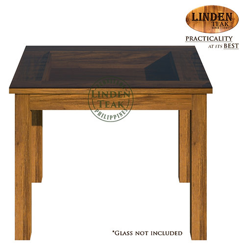 Handcrafted Solid Teak Wood Sand-100 Dining Table Furniture