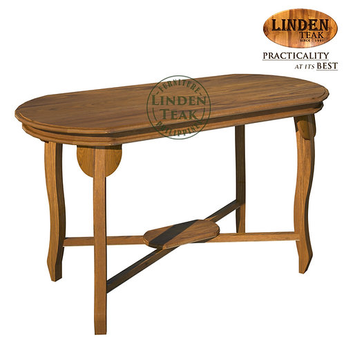 Handcrafted Solid Teak Wood Lenong Center Table Furniture