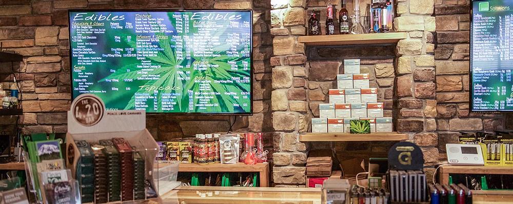Marijuana Shop By Western Washington University