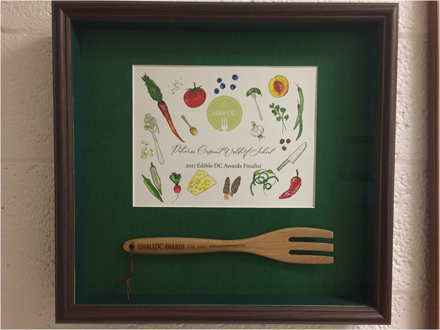 Image of Edible DC Award