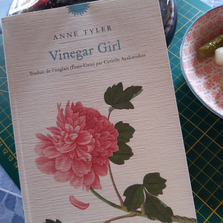 Vinegar girl