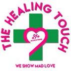 THE HEALING TOUCH Logo