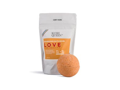 Kush Queen | Love 1:1 Bath Bomb