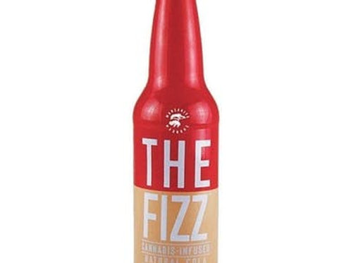 The Fizz Natural Cola 10mg Soda
