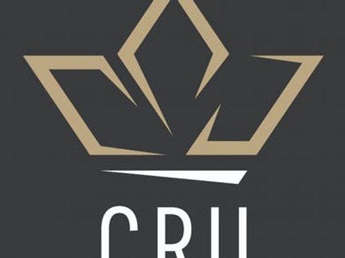 Cru 2:1 CBD Full Spectrum Oil 1g