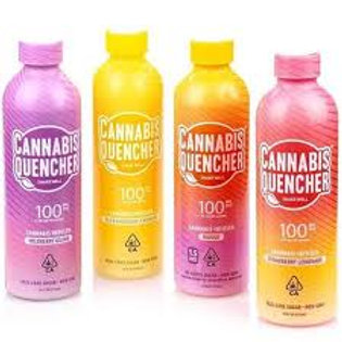 Cannabis Quenchers - Old Fashioned Lemonade