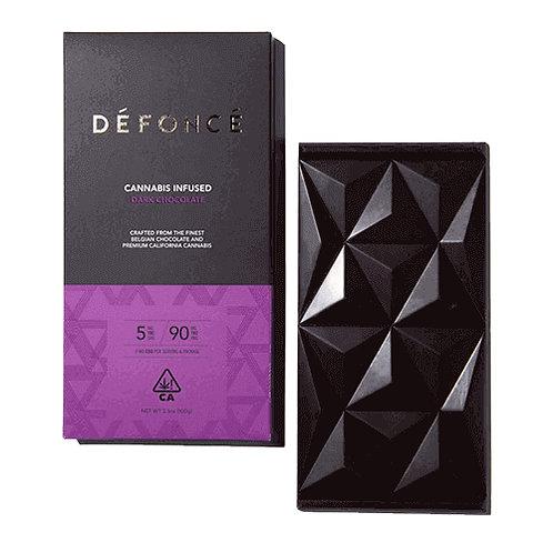DEFONCE: DARK CHOCOLATE BAR
