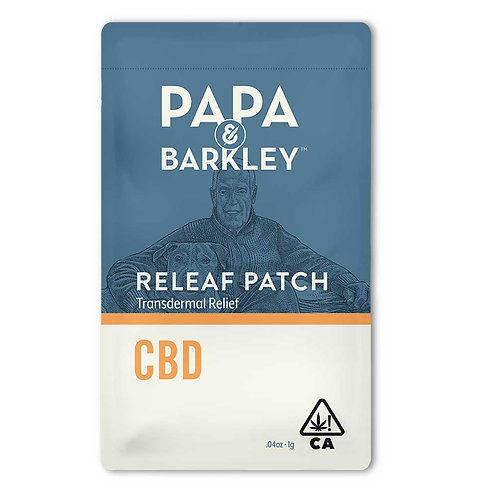 PB RELEAF CBD PATCH
