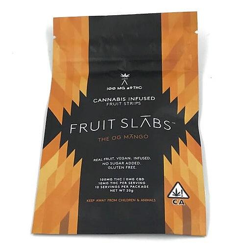 OG Mango Fruit Slabs