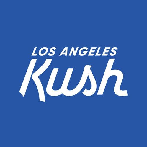 La Kush Extract 1g Shatter - Bloodwalker, 1 g