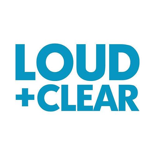 LOUD + CLEAR - GORILLA SNACKS .5G
