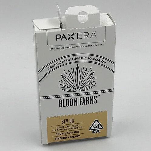 SFV OG Liquid Live Resin Pax Pod by Bloom Farms - 0.5g