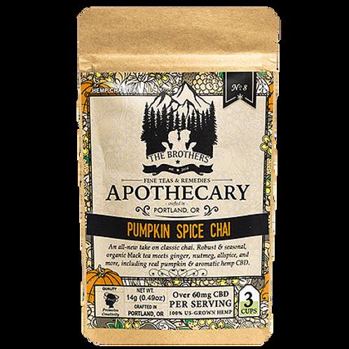 Apothecary Pumpkin Spice Chai- 60mg CBD