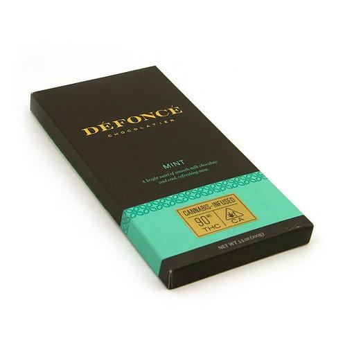 Mint Chocolate Bar 90mg