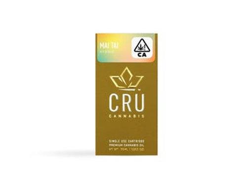 CRU | Mai Tai Cartridge | 0.75ml