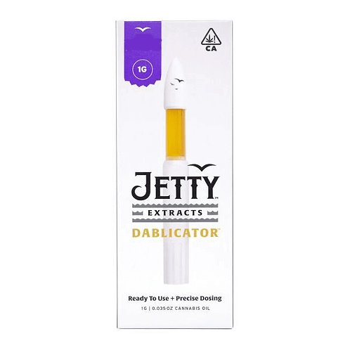JETTY: SUPER GLUE LIVE RESIN 1G DABLICATOR